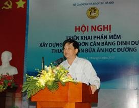 Hà Nội: Triển khai thực đơn chuẩn cho học sinh tiểu học bán trú
