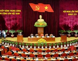 Trung ương xem xét công tác kiểm tra, giám sát và kỷ luật trong Đảng