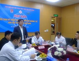 700 y, bác sĩ dự Hội thao kỹ thuật sáng tạo tuổi trẻ ngành y tế Hà Nội