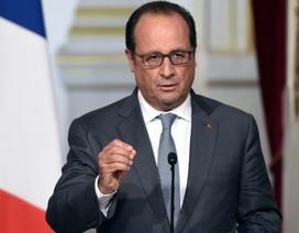 Tổng thống Pháp tuyên bố đáp trả các cuộc tấn công mạng chi phối bầu cử