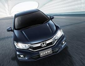 Honda City phiên bản mới có giá từ 568 triệu đồng