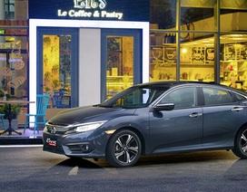 Honda Civic thế hệ mới đạt doanh số tốt đầu năm