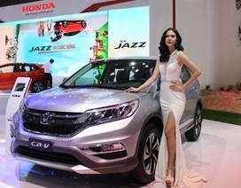 Honda Việt Nam bán được hàng trăm xe CR-V: Lấy đâu ra?