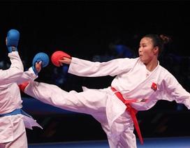 Bị trọng tài xử ép, võ sĩ karate Việt Nam vẫn giành HCV