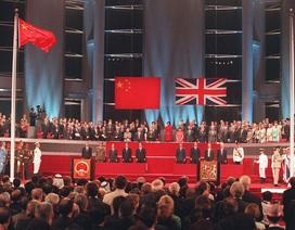Thủ tướng chúc mừng việc Hongkong về với Trung Quốc