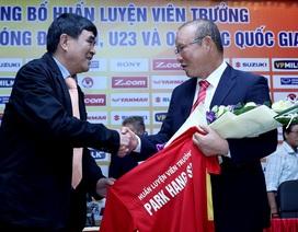 Công Phượng, Tuấn Anh nhận tin vui trong ngày ra mắt HLV Park Hang Seo