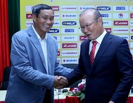 HLV Park Hang Seo dành lời ngợi khen cho đồng nghiệp Mai Đức Chung