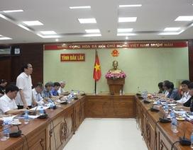 Thứ trưởng Bộ GD-ĐT kiểm tra công tác chuẩn bị kỳ thi THPT quốc gia tại Đắk Lắk