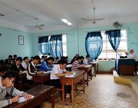 Đà Nẵng: Học kỳ 2, học sinh lớp 12 thi trắc nghiệm kết hợp tự luận
