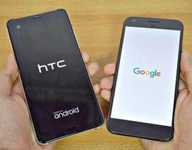 Google chi 1,1 tỷ USD mua lại một phần hãng smartphone HTC