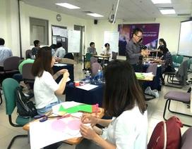 Đà Nẵng: Huấn luyện giảng viên đào tạo khởi nghiệp
