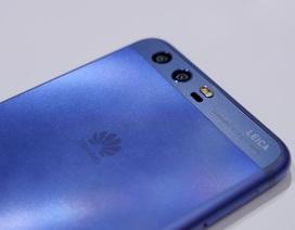 Huawei trình diễn bộ đôi P10, P10 Plus với camera kép ấn tượng lại MWC 2017