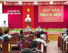 """Hủy công chức 1 trong 4 anh em cột chèo cùng làm """"quan"""" tại Thừa Thiên - Huế"""