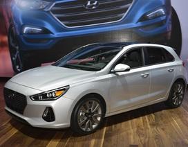 Hyundai i30 giành giải thiết kế, ra mắt tại Mỹ với tên gọi Elantra GT