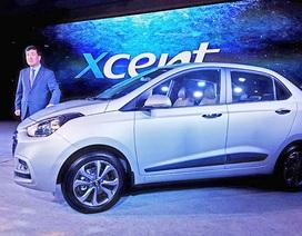 Hyundai i10 sedan thay động cơ