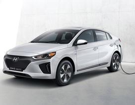 """Hyundai tấn công toàn diện thị trường xe """"xanh"""""""