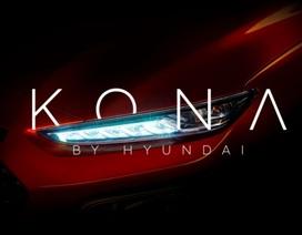 Mẫu crossover mới của Hyundai sẽ mang tên Kona
