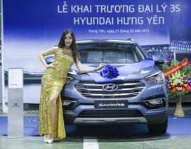 Hyundai Thành Công khai trương hàng loạt đại lý mới