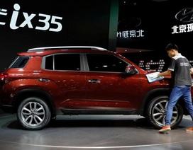 Hyundai lao đao ở Trung Quốc do căng thẳng chính trị