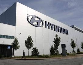 Hyundai mở nhà máy thứ 5 ở Trung Quốc