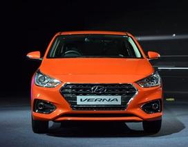 Hyundai Verna mới có giá chỉ từ 12.500 USD