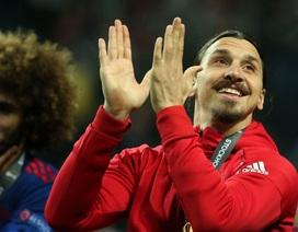 MU đàm phán đón trở lại Ibrahimovic