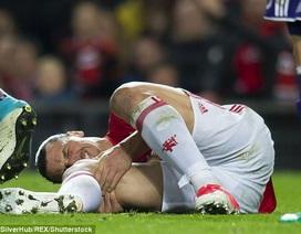 """Ibrahimovic: """"Bỏ cuộc không phải là sự lựa chọn của tôi"""""""