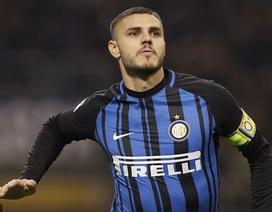 Thắng nghẹt thở Sampdoria, Inter nhảy lên dẫn đầu Serie A