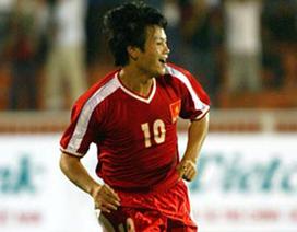 Xem lại chiến thắng của tuyển Việt Nam trước Hàn Quốc năm 2003