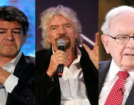Công việc đầu tiên khi chưa nổi tiếng của các tỷ phú là gì?