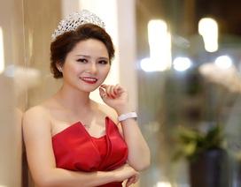 """Á hậu doanh nhân Hoàn vũ Minh Thảo: """" Sứ mệnh của tôi là đồng hành cùng 20 triệu phụ nữ Việt xóa tan nỗi lo ngày đèn đỏ"""""""