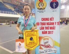 VitaDairy tài trợ chung kết Hội thao ngành Y tế lần thứ nhất 2017