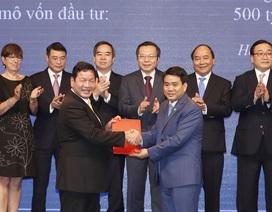 Hà Nội sẽ có bản đồ số giao thông trị giá 1.700 tỷ trong năm nay