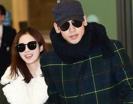Trở về từ tuần trăng mật, Kim Tae Hee và Bi (Rain) sắm đồ cho tổ ấm