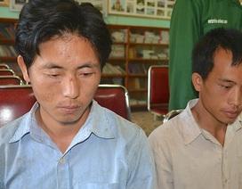 Mật phục bắt 2 đối tượng người Lào mang 10 kg thuốc phiện qua biên giới