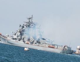 Nga triển khai tàu khu trục Smetlivy đến Địa Trung Hải