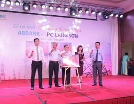 Thẻ Đồng thương hiệu ABBANK - PC Lạng Sơn: Tích hợp quyền lợi, nhận nhiều ưu đãi