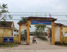 Hà Tĩnh: Mòn mỏi chờ trường sáp nhập