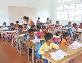 Vụ sập sàn trường học: Chuyển hơn 1.400 học sinh sang chỗ mới