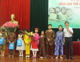 Thanh Hóa: Phát triển văn hóa đọc cho trẻ em nông thôn, miền núi