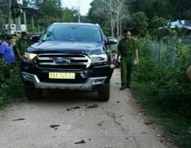 Khởi tố cán bộ địa chính huyện lái xe tông chết người