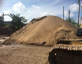 """Cần Thơ: Giá cát xây dựng tăng đột biến, người xây nhà """"khóc ròng"""""""