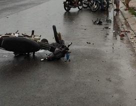 Thượng úy công an tử vong sau tai nạn giao thông