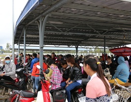 Quảng Nam: Gần 1.000 công nhân đình công vì bức xúc
