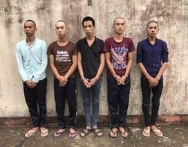 Bắt khẩn cấp 5 đối tượng chuyên chặn xe cướp tài sản ở Phú Quốc