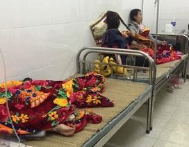 Vụ nhập viện sau bữa ăn trưa tại Thanh Hoá: Công nhân đã về nhà