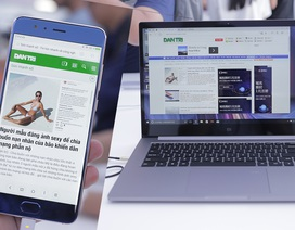 Cận cảnh laptop Mi Notebook Pro và Mi Note 3 tại Bắc Kinh