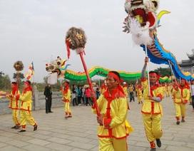 """Ngành du lịch Ninh Bình """"bội thu"""" đầu năm mới 2017"""