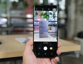 Đập hộp Galaxy Note8 chính hãng đầu tiên tại Việt Nam