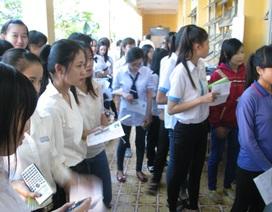 Cà Mau: Khoảng 7.500 thí sinh đăng ký dự thi THPT Quốc gia 2017